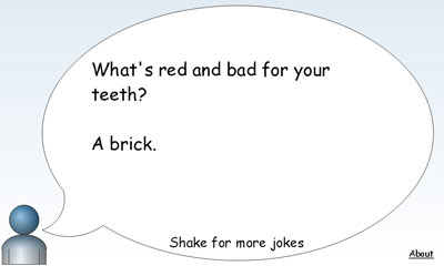 Kid Jokes - free WinPhone app